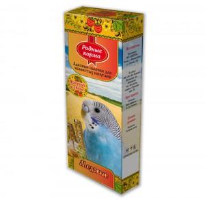 Лакомые палочки дляволнистых попугаев медовые