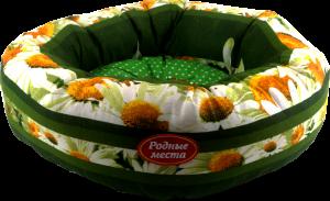 Родные места лежак— «Ватрушка» ромашки