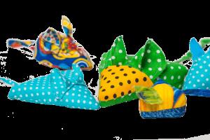 Родные места игрушка длякошек «мышь» 10 см, скошачьей мятой