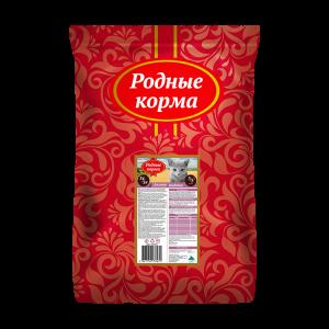 Родные корма длякотят, синдейкой, 3/5 Пуда (10 кг)