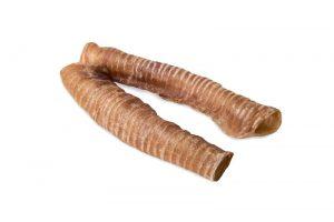 Лакомства РОДНЫЕ КОРМА длясобак, трахея говяжья целая, сушеная вдровяной печи, 35 гр